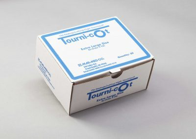 Extra Large Tourni-Cot Box | Box of 20 Units | Digit Tourniquets | Tourni-Cot | Digital Tourniquet Application | Finger and Toe Tourniquet Application | Hand Surgery | Digital Tourniquet | Nailbed Repair | Nailbed Injury | Nailbed Lacerations | Ring Tourniquet | Ring Digital Tourniquets | Mar-Med Medical Device